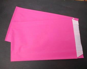 12 hot pink gift bag * 20 cm * 1 set of 5 bags