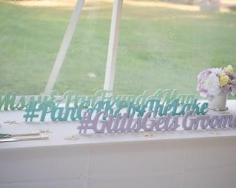 Wedding sign Hashtag. Instagram HASHTAG sign. Custom hashtag sign for wedding. Wedding sign hash tag