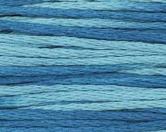 2113 Union Blue - Weeks Dye Works 6 Strand Floss