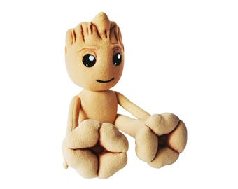 Guardians Of The Galaxy Groot Plush Doll