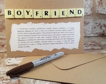 Boyfriend gift, Gift for boyfriend, Boyfriend card, Boyfriend, Boyfriend birthday, For boyfriend, Card for boyfriend, Gifts for boyfriend,