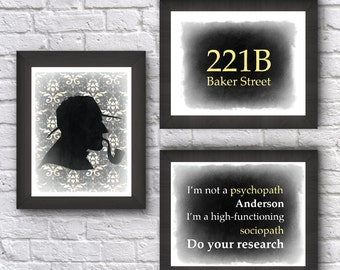 Sherlock Holmes Digital Art Pack