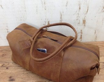 Sale!!! Distressed Brown leather duffel bag leather duffle bag Leather weekend bag Travle overnight bag gym bag holdall in Vintage Brown