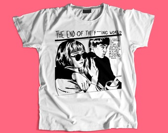 End of the F***Ing World T-shirt