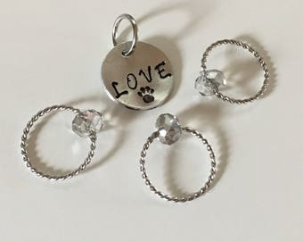 Pet Love Stitch Marker Set