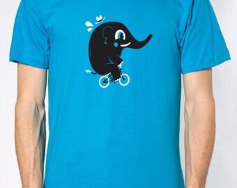 BIKING ELEPHANT T-Shirt Boys