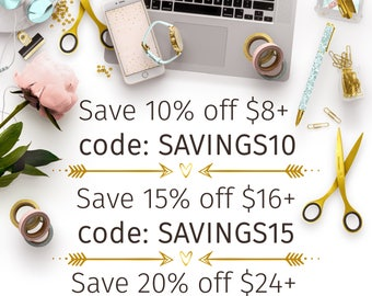 COUPON CODES! Do NOT Buy This Listing