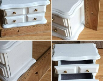 Wooden commode with drawers #1 - MSD