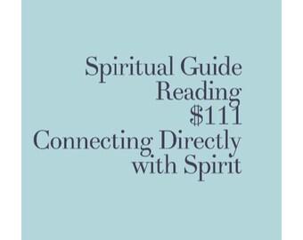 Spiritual Guide Reading