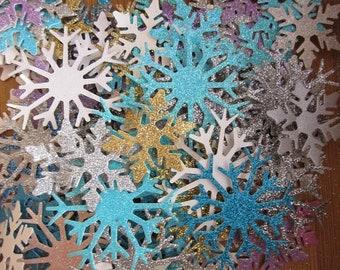 Half Price Sale Bag of Mixed Snowflakes