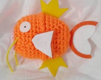 Crochet Magikarp