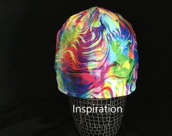 "Helmet Liner/Running Cap/Ski Cap  - ""Inspiration"""