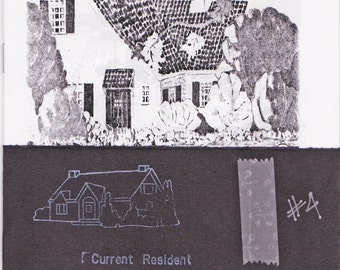 Current Resident 4 - a zine of vintage house stories - New Issue!