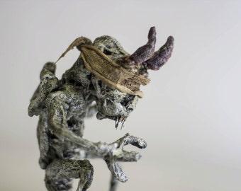 Personalized Demon Imp Sculpture