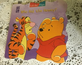 Who Hid The Honey    1997