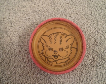 Vintage Hand Held Cat Dexterity Puzzle
