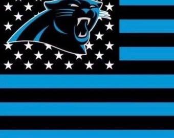 Carolina Panther Flag