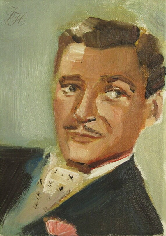 Love At First Sight.  A Sketch Of Hugo Westlake- Limited Edition Print