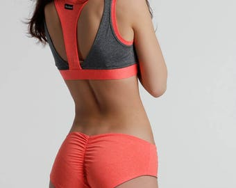 Women's Shorts - Bonny / various colors / Hot Yoga / Pole Dance / Twerk / Fitness / Dance / Booty / Sportswear / Activewear / Outfit