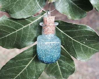 Glitter in a bottle