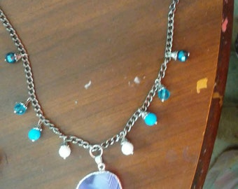 Ocean Inspired Necklace