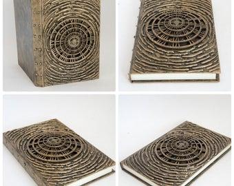 Steampunk Notebook gift