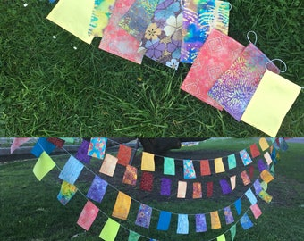 Decorative Prayer Flags