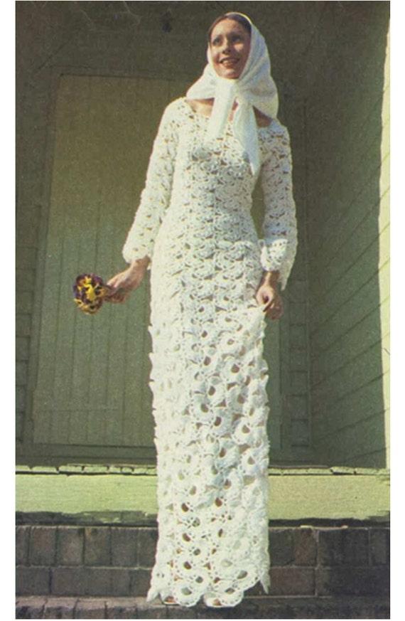 Contemporáneo Vestido De Bebé Patrón De Crochet Libre Colección de ...