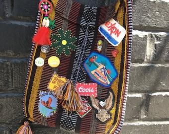 """Sweet Leaf Road Trip Souvenir Bag """"South Dakota"""""""