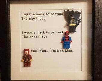 F*** You- I'm Iron Man