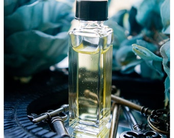 the iscariot bottle - natural perfume/cologne oil in slim glass bottle - pick your poison - over 60 aromas to choose from - 1/3 oz