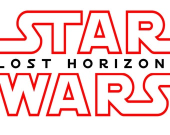 Star Wars: Lost Horizons Logo Tank Top