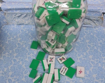 Mahjongg TILES for jewelry or crafting
