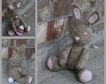 Buttercup the Bunny ... Finished Product