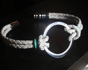 Summer White Ladies Bracelet