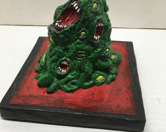 Shoggoth statue HP Lovecraft hand made horror