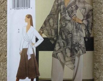 Vogue pattern V7834 The Vogue Woman Size 16-18-20-22-24