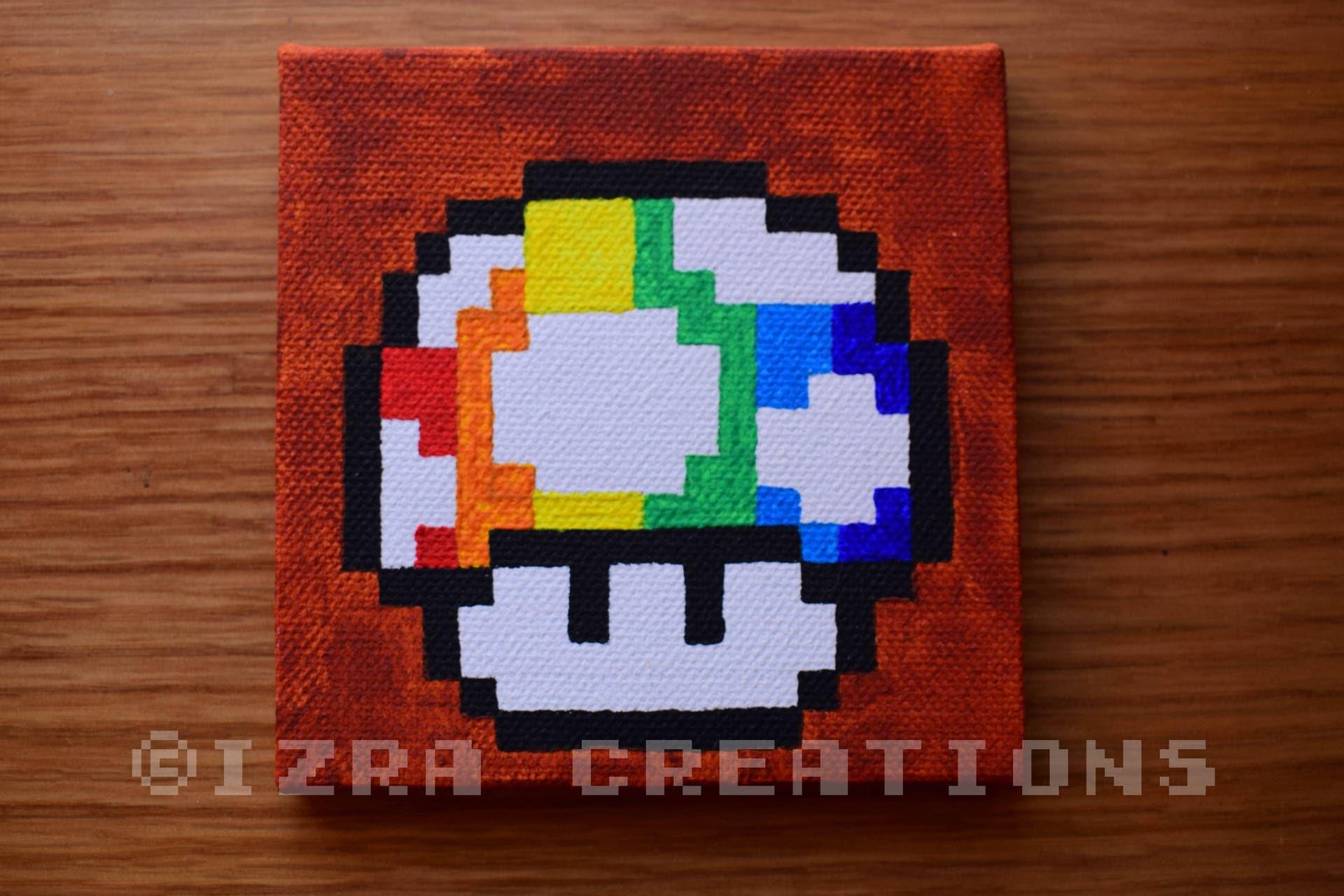 Pixel Art Carte A Jouer