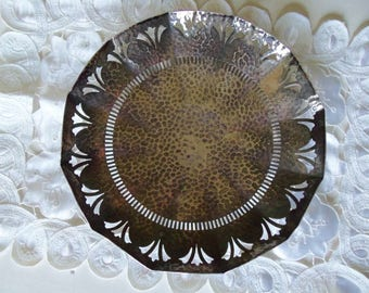 Apollo EPNS Bernard Rice's Sons Inc. Silver Plate Dish #3466