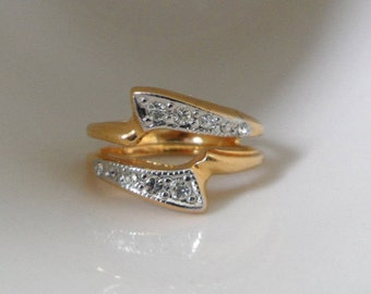 Fake wedding ring Etsy