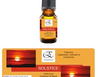 Essential Oil Blend SOLSTICE
