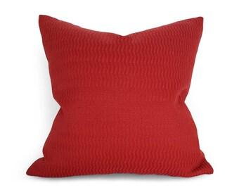 Textured Rust Pillow, Rust Pillow, Copper Pillow, Rust Cushion, Throw Pillow Cover, Decorator Pillow, Fall Home Decor, 18, 14x20 Lumbar, NEW