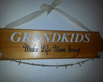 Grandkids-wall decor