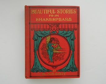 Beautiful Stories from Shakespeare.