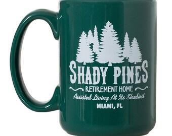 Super Shady pines | Etsy TY33