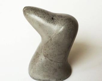 Magnet - small sculpture Dachshund HOUDINI