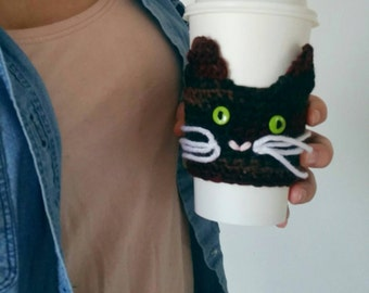 Kitty Cup Cozies