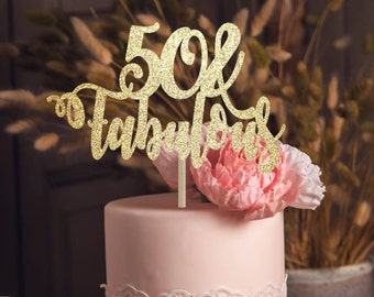 50th birthday decor Etsy
