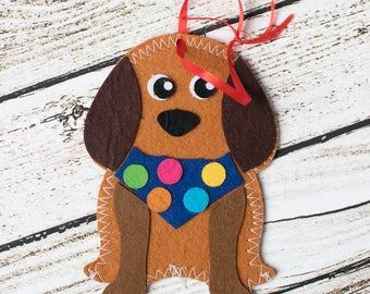 Dog Felt Craft Kit