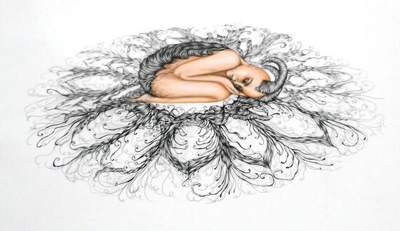 Dream - Fine Art Print